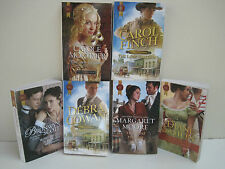 Harlequin Historical, Regency & Western Books, Lot of 6 Books