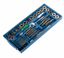 METRIC Tap and Die Set 40 Piece NEW with Case