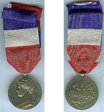 Médailles en variantes - Médaille travail sécurité sociale J. Provost 1960