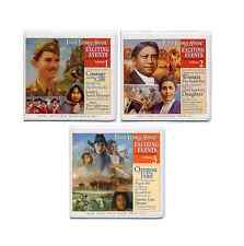 Your Story Hour Exciting Events Set Volumes 1, 2, & 3 DRAMATIZED AUDIO CD ALBUMS