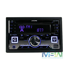 ALPINE CDE-W265BT 2-DIN In-DASH CAR STEREO CD RECEIVER w/ BLUETOOTH CDEW265BT
