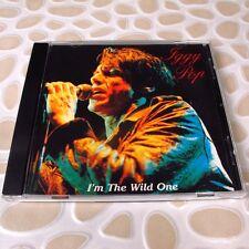 Iggy Pop - I'm the Wild One Live in New York /Boston Los Angeles ITALY CD #141-3