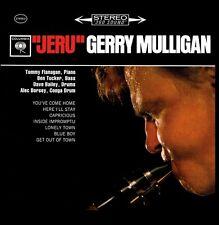 GERRY MULLIGAN - JERU  CD NEU