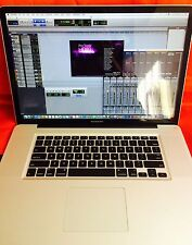 "17"" MacBook Pro Quad i7 2.2GHz TURBO+16GB+1TB SSHD Utimate EDIT+COMPOSE+DESIGN"