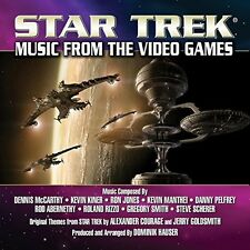 Dominik Hauser - Star Trek: Music from the Video Games [New CD]