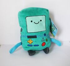 "Adventure Time Plush Doll Deluxe BEEMO BMO 8"" NEW Green Toy"
