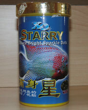 XO Ocean Free Starry Aquarium Flower Horn Fish Food for Bright Sparkle Dots