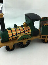 Dept 56 Heritage village collection The Flying Scot train retired 4 piece item
