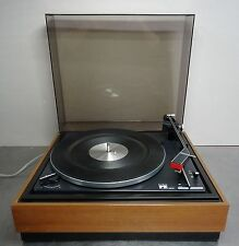 Vintage Hifi Turntable - PE 2015 Plattenspieler automatic/manual record player
