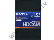 HDCAM Kassette Sony BCT-22HD GEBRAUCHT
