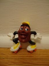 1988 Calrab for Applause California Raisin Roller Skating Figure H Cap Vintage