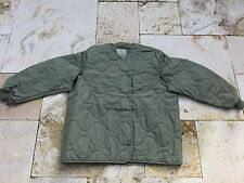 Aircrew Liner M65 Fieldjacket Cold Weather Jagd Unterzieh Weste US Army USAAF L