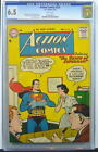 ACTION COMICS #225 CGC 6.5 Superman 1956