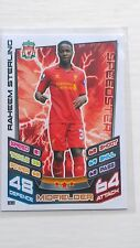 Raheem Sterling Rookie Card - Topps Match Attax 2012-13 - Excellent Condition