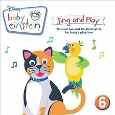 Sing And Play Baby Einstein Audio CD