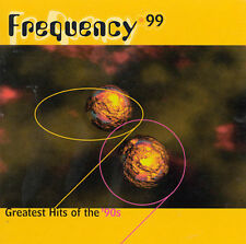 FREQUENCY 99 - GREATEST HITS OF THE '90S - 16 TRACK MUSIC CD - LIKE NEW - E486