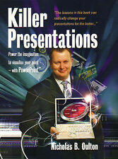 Killer Presentations: Power the imagination to visualise your point with PowerPo