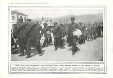 1915 Greek Reserves Salonika Shell Mule Train