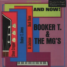 Booker T. & Mg's - And Now (Vinyl LP - 1966 - EU - Reissue)