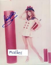 Dana Plato Diff'rent Strokes Autographed Signed 8x10 Photo COA #2 DECEASED
