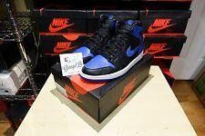 JORDAN 1 ROYAL SIZE 10.5 BRED JETER SHADOW CHICAGO BANNED LANCE MOUNTAIN WORN 4X