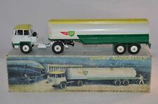 Dinky Toys 887 UNIC Tractor with Air BP Tankwagen in box