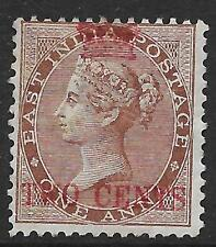 Straits Settlements stamps 1867 SG 2  UNG  VF