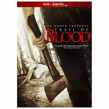 Joe Dante TRAIL OF BLOOD 2013 Horror dvd DERANGED WAR VET Robert Picardo