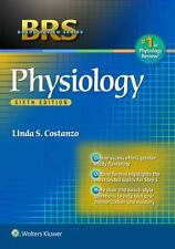 Board Review: BRS Physiology by Linda S. Costanzo and BRS (Costanzo) (2014,...