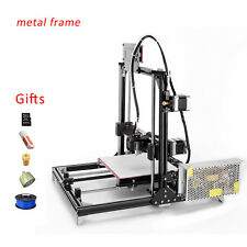 FLSUN Upgrate Prusa I3 3d Printer Kit Full Frame Acrylic PLA/ABS Reprap SD Card