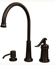 Price Pfister Ashfield Oil Rubbed Bronze Kitchen Faucet - T26-4YPZ