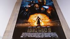 IRON MAN 2 !  affiche cinema comics , marvel super heros
