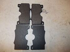 PASTIGLIE FRENI ANTERIORI LANCIA FULVIA COUPE HF RALLY FLAVIA GIRLING BRAKE PADS