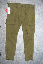 BNWT womens RALPH LAUREN skinny cargo pants trouser size 32 W34'' RRP £85