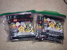 LEGO CMF Collectible Minifigures Series 8  8833 SET of 16  New Unopened Sealed