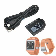Ladegerät Ladestation Cradle Dock Für Samsung Galaxy Gear 2 SM-R380 Smart Watch