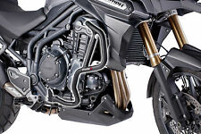 PUIG ENGINE GUARD TRIUMPH TIGER EXPLORER 1200 12-15 black