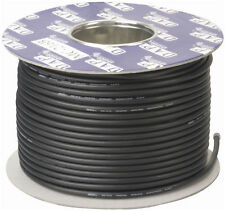 DAP DMX Cable 100m Roll Black Drum Install Stage Lighting 2 CORE SCREEN D9433B