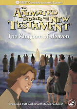 Animated Stories from the New Testament - The Kingdom of Heaven (DVD, 2008)