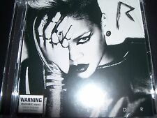 Rihanna Rated R (Australia) (Ft Rude Boy Russian Roulette) CD - Like New