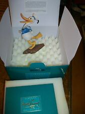 WDCC DONALD DUCK DONALD'S DEBUT FIGURINE
