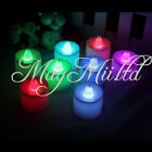 Tea Light Wedding Party Flameless Candle Tealight Tea Flickering Flicker LED LW