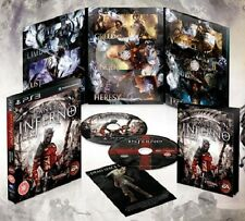 DANTE'S INFERNO DEATH EDITION 2 CD GIOCO USATO PER PLAYSTATION 3 PS3