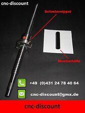 Kugelumlaufspindel  1605 x 2000mm Spindel Linear ball screw CNC Fräse