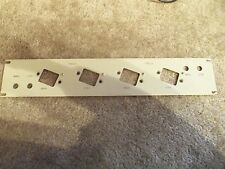 Bird 43 Thruline Watt Meter Element Line Section Panel Rack Mount