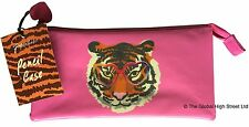 Paperchase Tiger pencil case - 'Wild at heart'