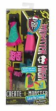 Design Zusatzset Seemonster, MONSTER HIGH Create-A-Monster add-on Sea Monster