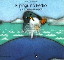Pinguino Pedro SP Pen Pet New Fri P (Spanish Edition)-ExLibrary