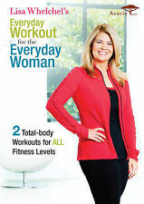 Lisa Whelchel's Everyday Workout for the Everyday Woman (DVD, 2013) Free Ship!