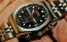 CHRONO SEIKO 5 SPORT SPEED TIMER DIVER 6139 AUTOMATIC 70'S  WATCH ARMBANDUHR